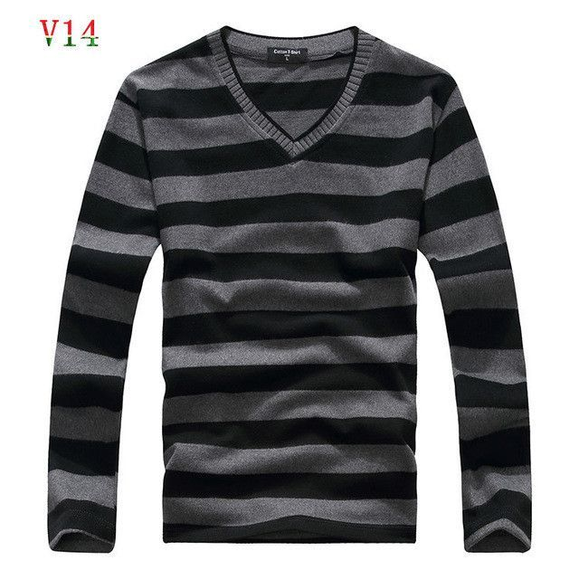 free shipping men's full sleeve t shirt, 2017 summer Men's casual ...