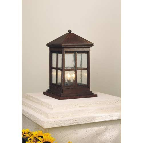 Minka lavery berkeley column mount exterior light pinterest berkeley column mount exterior light minka lavery pier mount outdoor post lighting outdoor aloadofball Choice Image