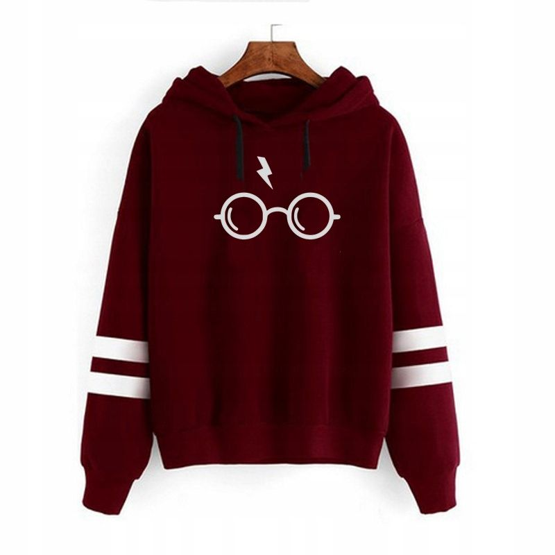Kup Teraz Na Allegro Pl Za 79 90 Zl Bluza Harry Potter Hogwart Okulary Bez Kieszeni L 8053 Sudadera Harry Potter Ropa De Harry Potter Camisetas Harry Potter