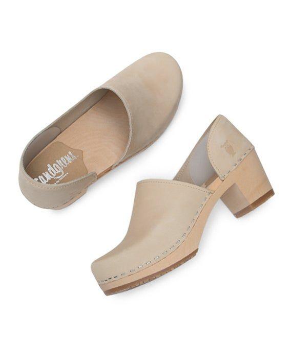 Clogsclogs Sale Midsummer Clogsmid Clogsclassic Swedish Heel H9EYW2DI