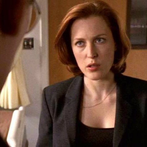 Scully   The X Files