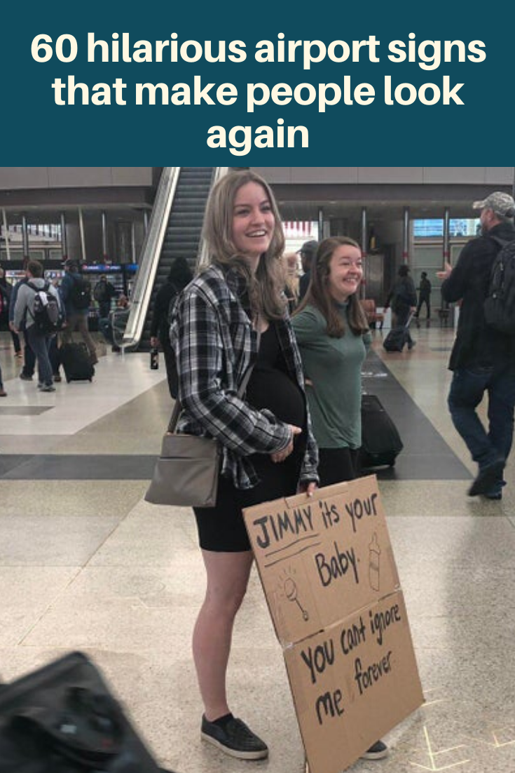 Hilarious Airport Photos : hilarious, airport, photos, Hilarious, Airport, Signs, People, Again, Funny, Airport,, Signs,