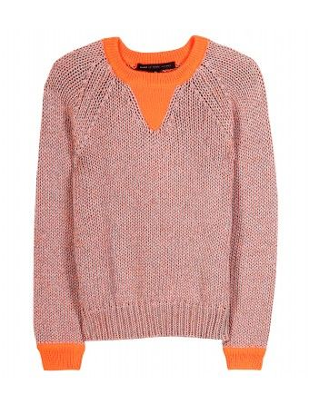 Marc by Marc Jacobs - CANDACE KNIT PULLOVER - mytheresa.com GmbH