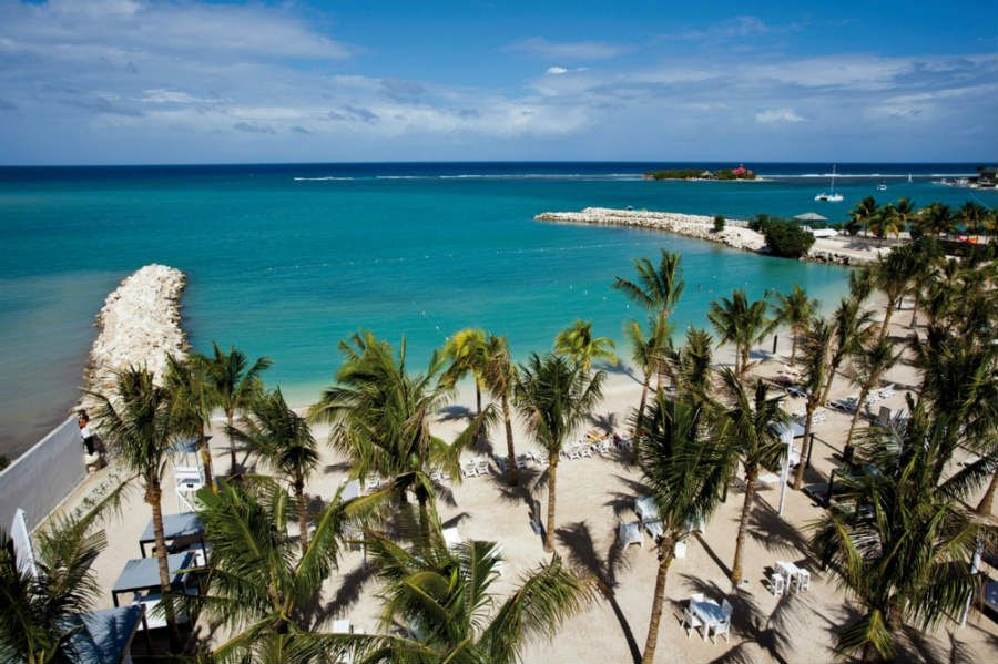 Mahoe Bay Beach Montego Jamaica Hotel Riu Palace In Hotels Resorts