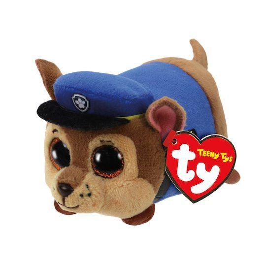 Ty Teeny Tys Paw Patrol Chase Shepherd Dog Paw Patrol Plush