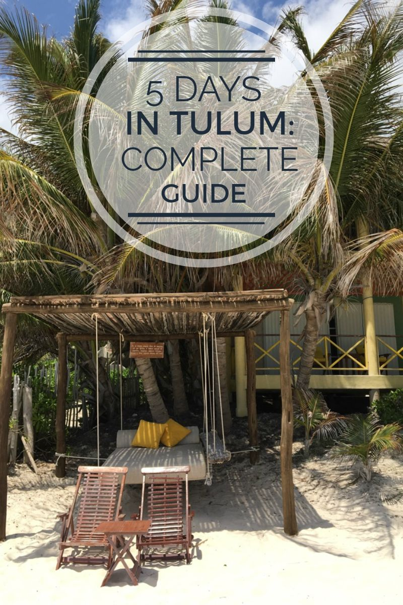 Tulum is far enough away from the Cancún craziness to be a haven for relaxation. Planning a trip to Tulum, Mexico? My complete guide to Tulum gives you 10 reasons to plan a trip to this low-key beach escape- the best beaches, Mayan ruins, yoga, centotes and authentic Mexican cuisine are just a few of my favorite things to do. Check out my detailed guide for the best places to eat and drink and more in this beach meets jungle locale!