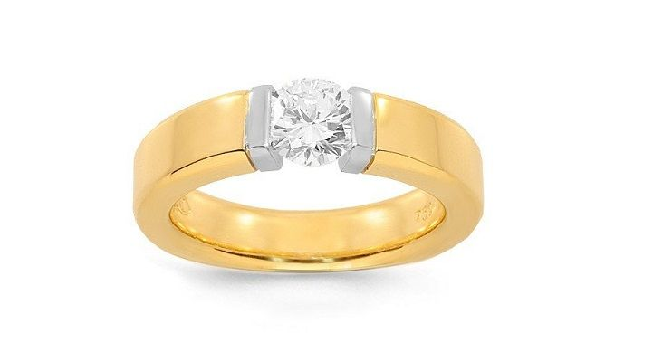 Gold Diamond Wedding Rings For Men Kvcq Jpg