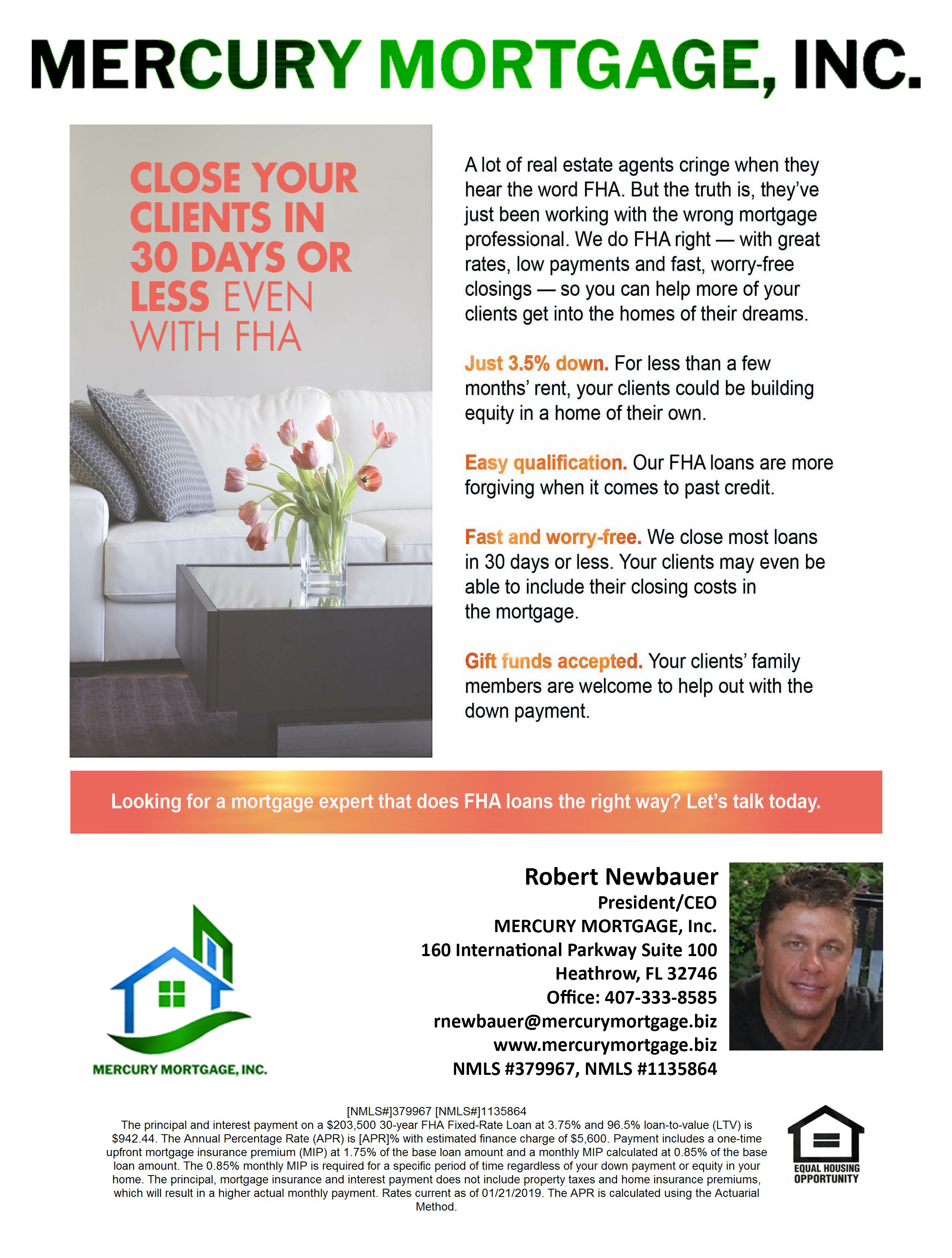 Close Your Clients In 30 Days Or Less Even With Fha Call Message Or Email Me With Any Loan Scenarios Cr South Florida Real Estate Mortgage Real Estate Agent
