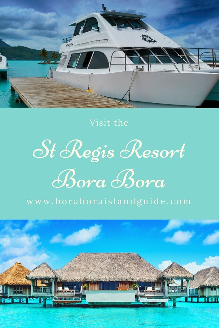 Is this your perfect Bora Bora vacation resort?