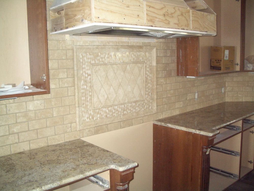 3x6 Travertine Subway Tile Backsplash Subway Tile Backsplash