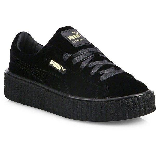 detailed look 497ee 7107d Puma Rihanna 4 Sneakers Platform Velvet Creeper 395 X Fenty S6qErS. Nombre  de Usuario