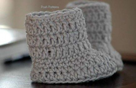 34+ Ideas crochet baby boots free pattern photo props for 2019 #crochetbabyboots
