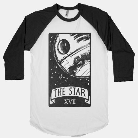 The Star Tarot Card | T-Shirts, Tank Tops, Sweatshirts and Hoodies | HUMAN