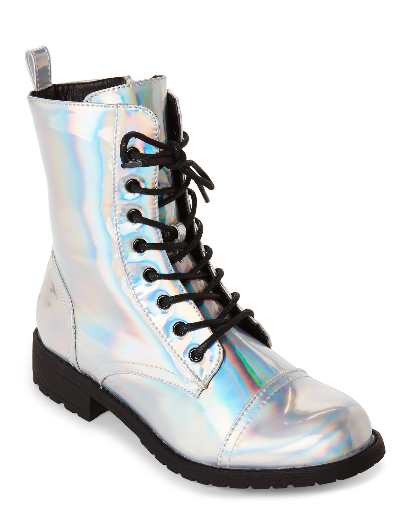 Hologram Combat Boot in 2019 | *Apparel & Accessories ...