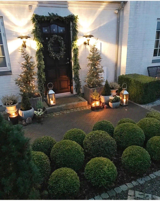 Home Decor Christmas Lights Christmas Porch Christmas Inspiration
