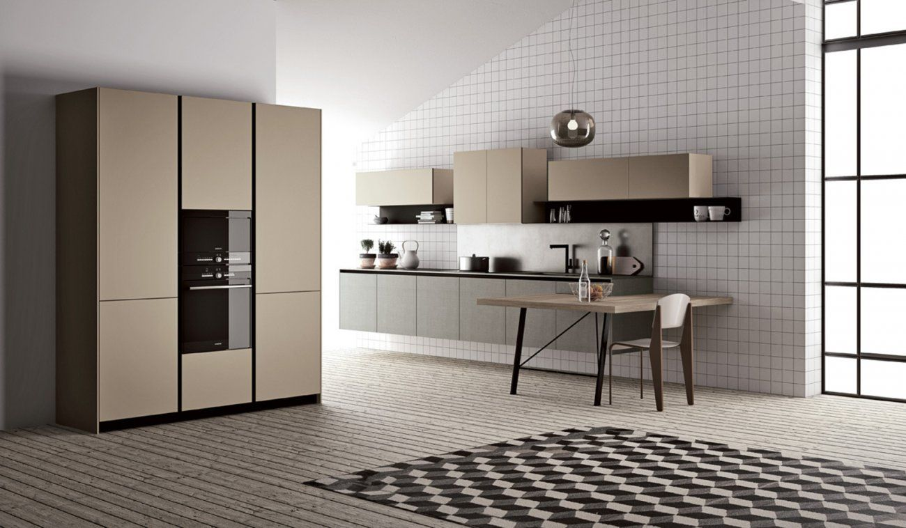 Cucina componibile moderna, Cucine in Fenix NTM® | FENIX NTM: new ...