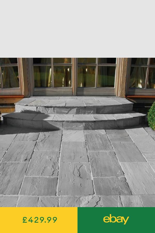 Patio Stones & Paving Slabs Garden & Patio #ebay | Paving Stone Patio, Patio Stones, Paving Stones