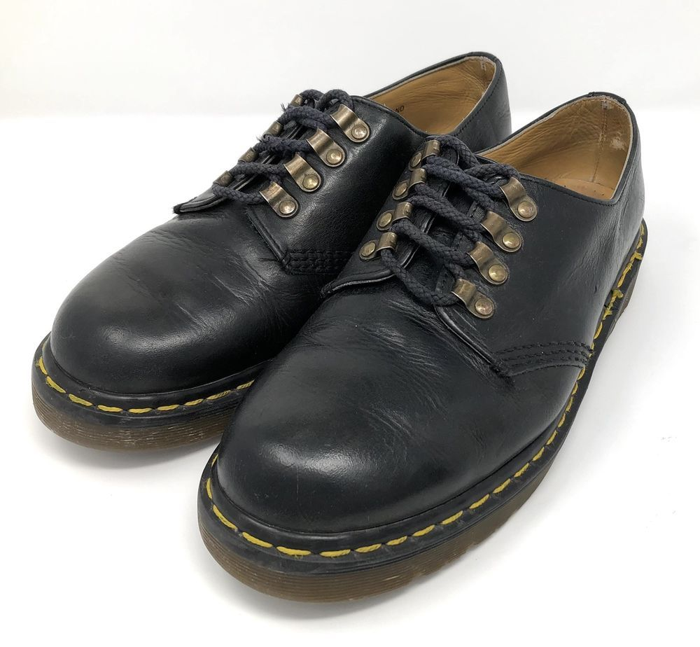 Bestseller einkaufen beste Turnschuhe heiß seeling original DR MARTENS 8098 UK 9 Shoes US 9.5 Black Leather Made In ...