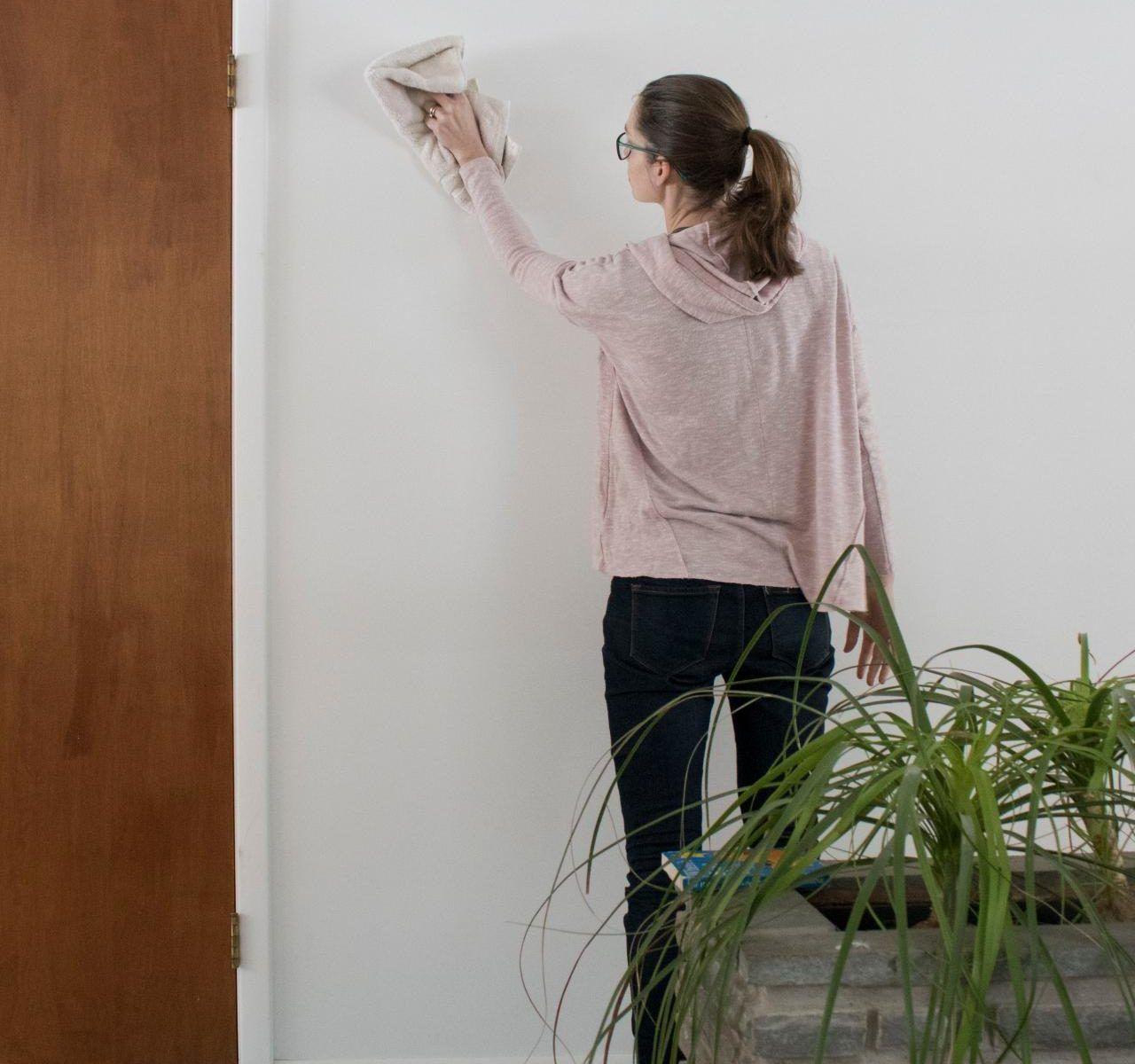 Como Limpiar Manchas De Humedad En La Pared Limpiar Manchas Servicio De Limpieza