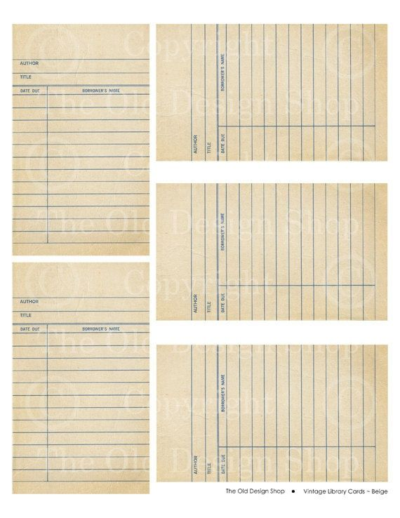 vintage library due date cards libraries bookcases. Black Bedroom Furniture Sets. Home Design Ideas