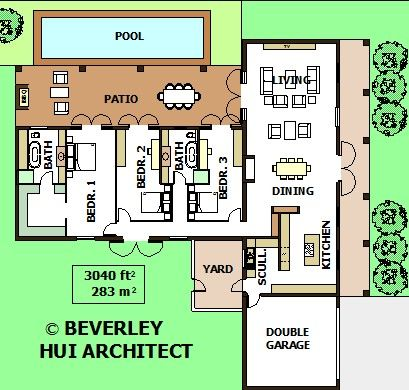 Pin on cottage - T shaped house plans ...