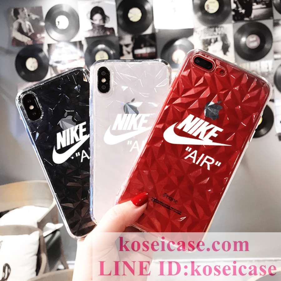 43524f5888 人気 nike iphoneXS/XR ケース お洒落 ナイキ アイフォン XS MAX ケース 男女兼用 iphone8/