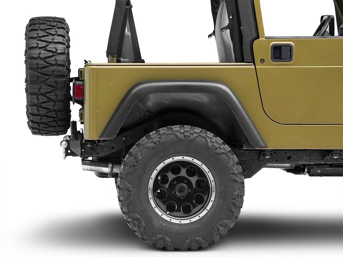 Smittybilt Jeep Wrangler Src Classic Rear Bumper W D Rings