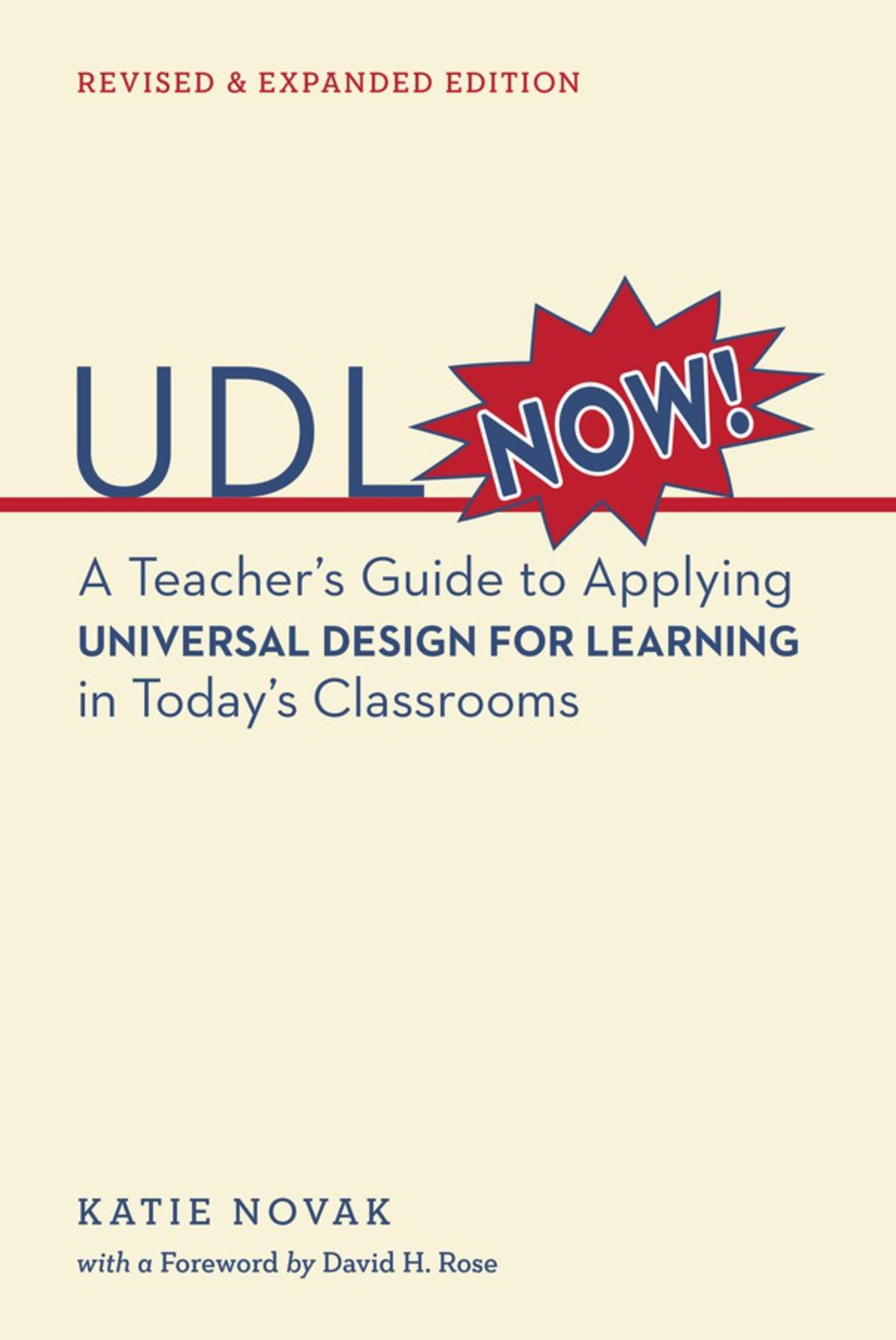 Udl Now A Teacher S Guide To Applying Universal Design For