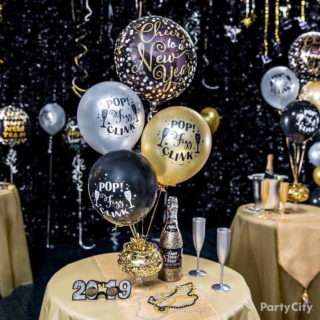 Elegant New Year S Eve Party Ideas Decoracion Fin De Ano Fiesta
