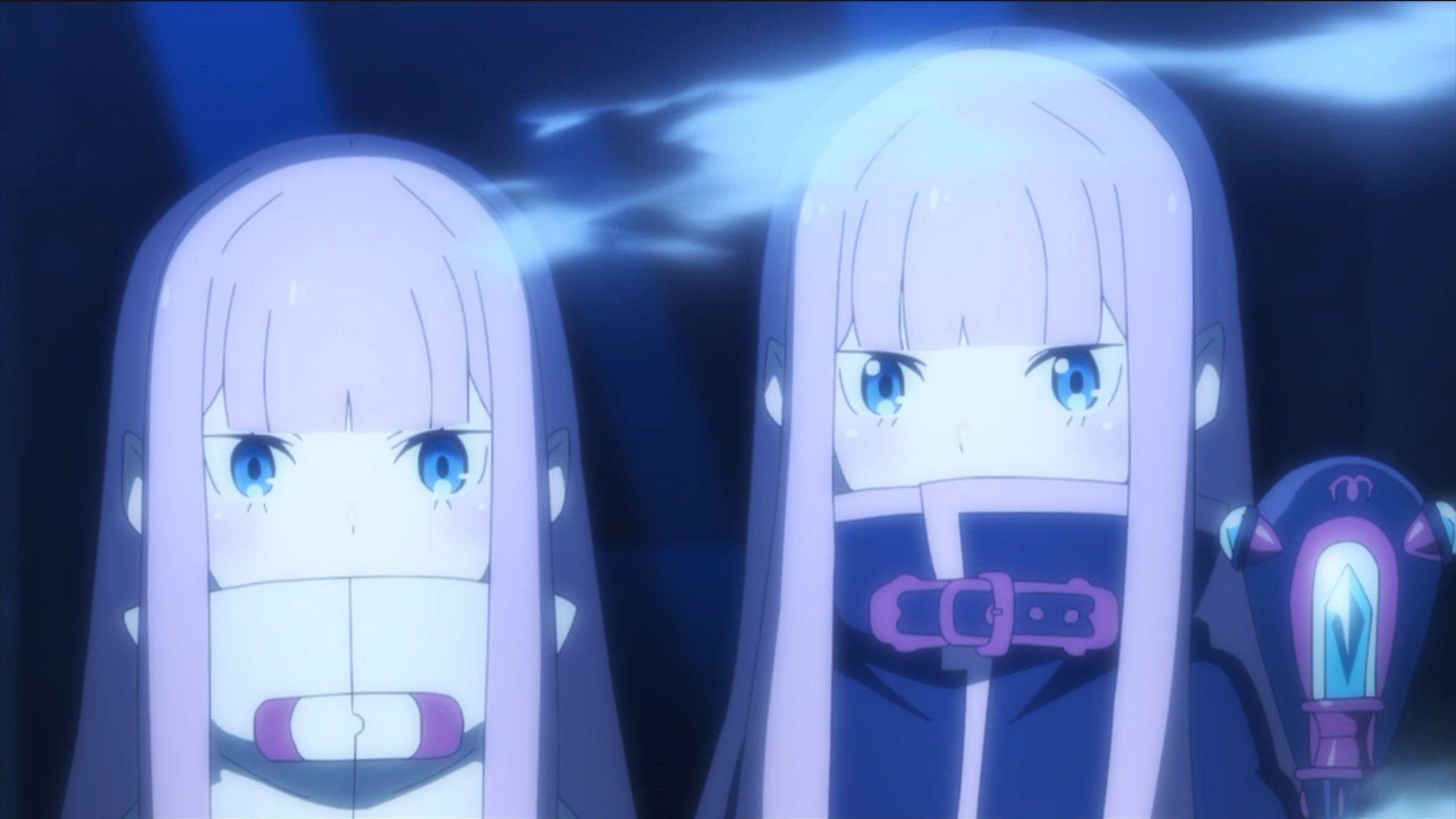Ryuzu Copy Re Zero Ep 10 Hanasaku Anime Re Zero Wallpaper
