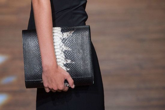 Get Up Close With the Best Runway Bags From NYFW Spring 2014: Marc Jacobs Spring 2014 : Michael Kors Spring 2014 : Yigal Azrouël Spring 2014