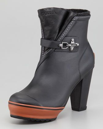 Sorel | Medina High Heel Rain Boot I LOVE THESE!! HEELS