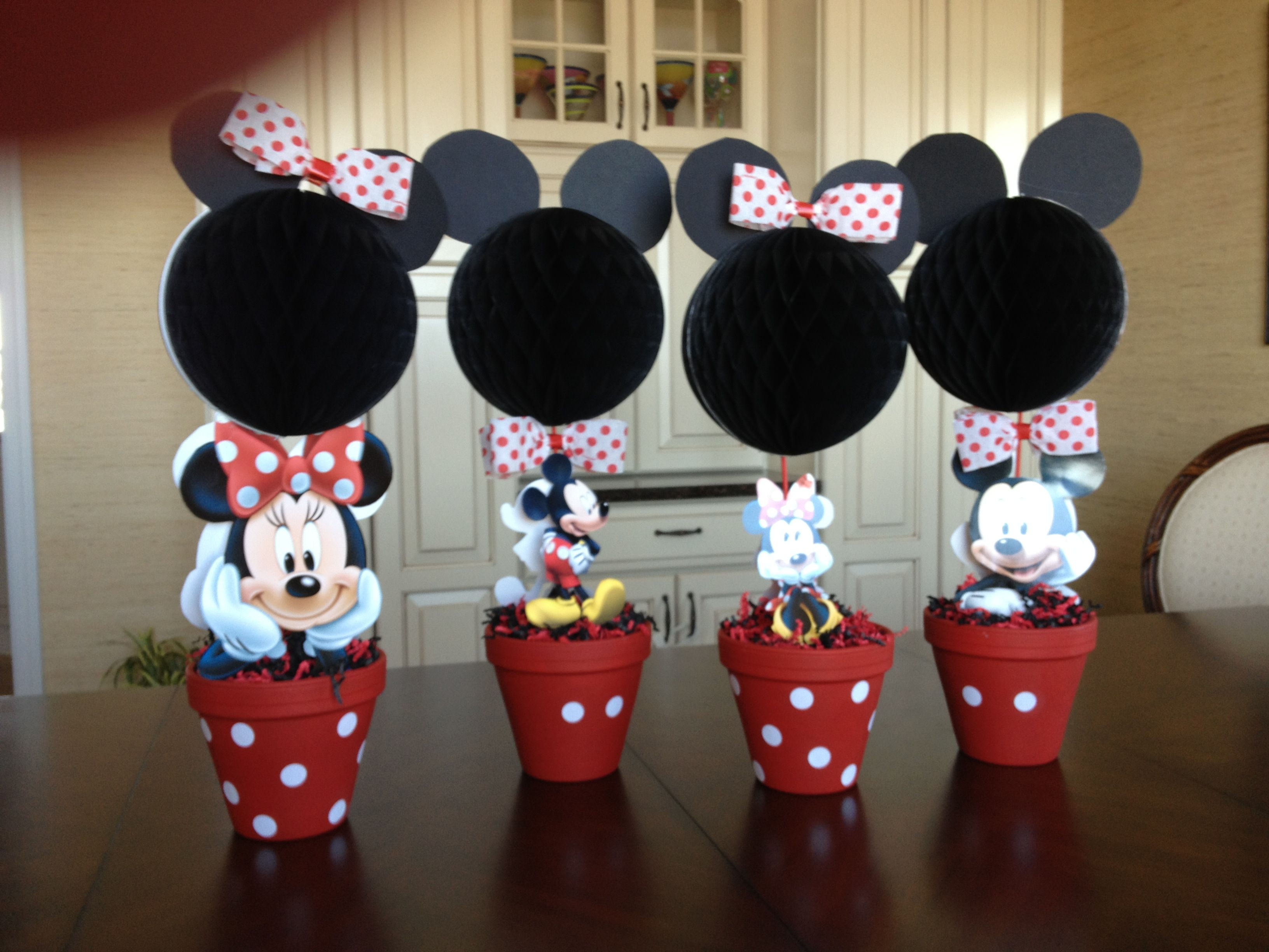 Disney Theme Decorations Centerpieces For Disney Themed Birthday Party Birthday Party