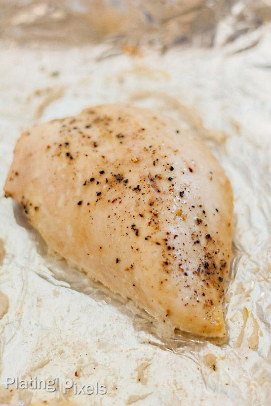 how to cook tender chicken breast in oven