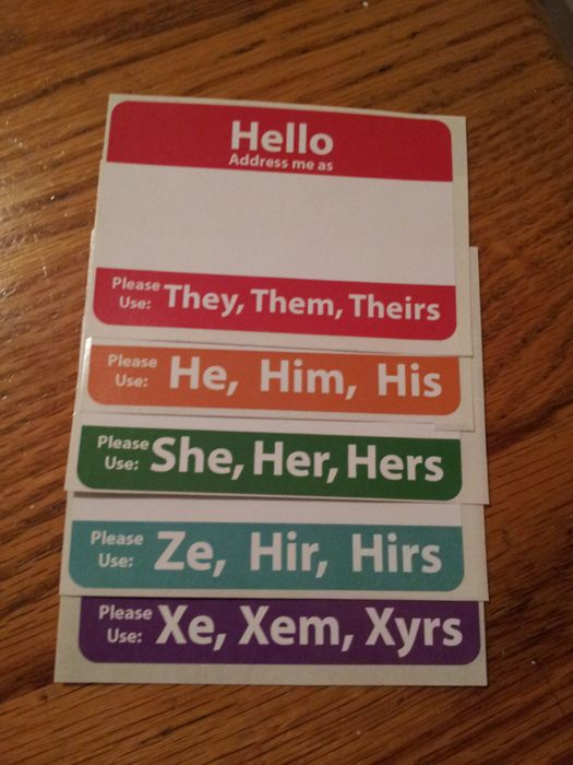 Merf Thinking Is Hard Gender Pronouns Gender Studies Pronoun