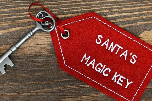 christmas eve box ideas santa key night before christmas box ideas