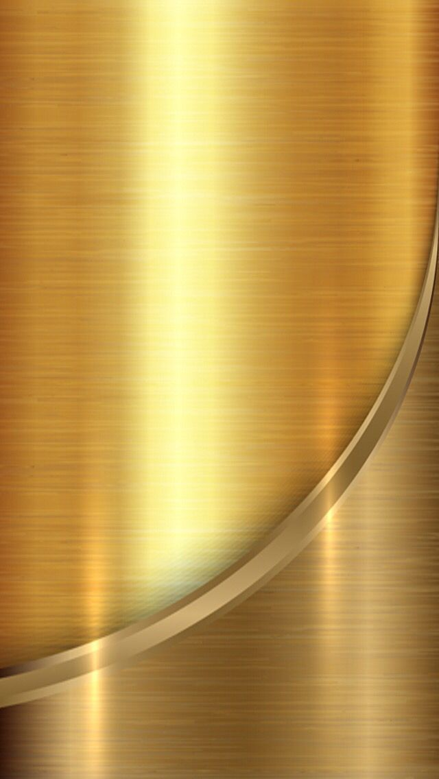 Wallp 5s Metal Background Metal Texture Gold Background