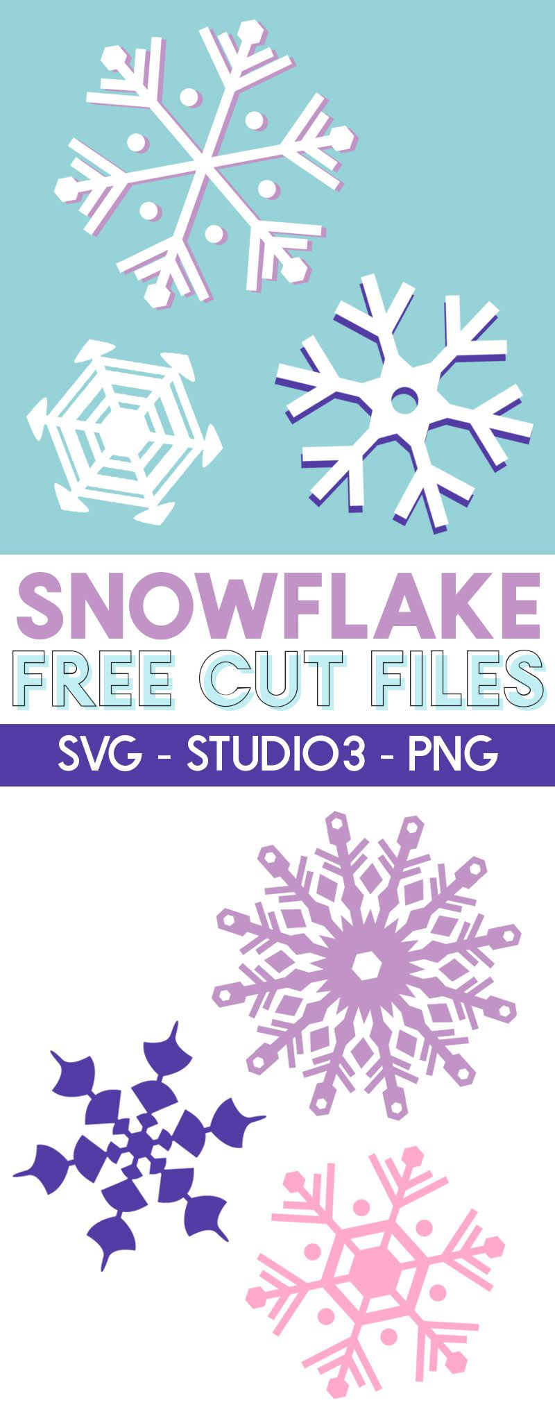 How to Work with Etched Glass Vinyl & Free Snowflake SVG
