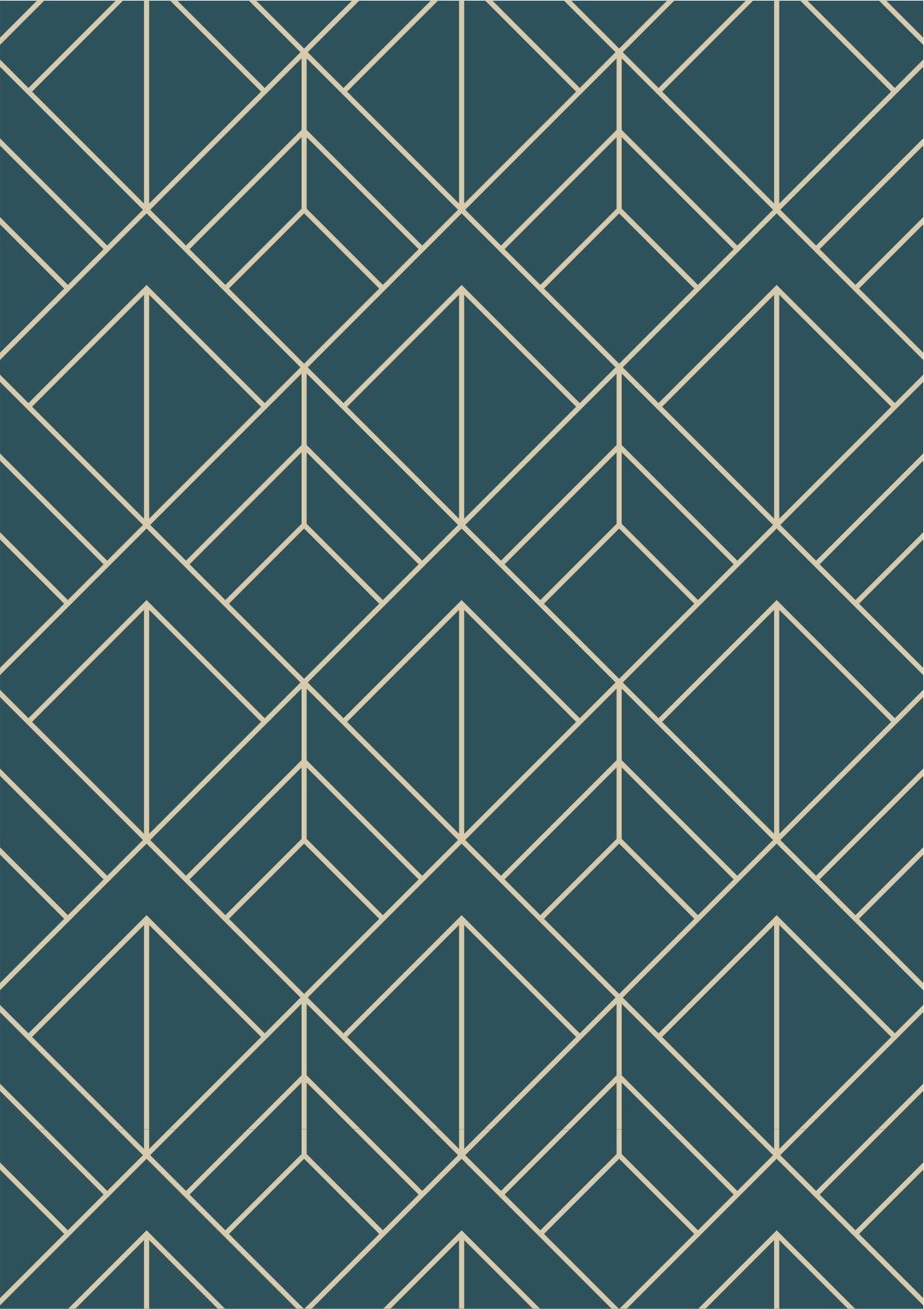 Geometric Art Deco Patterns Geometric Pattern Wallpaper Art Deco Pattern Art Deco Patterns