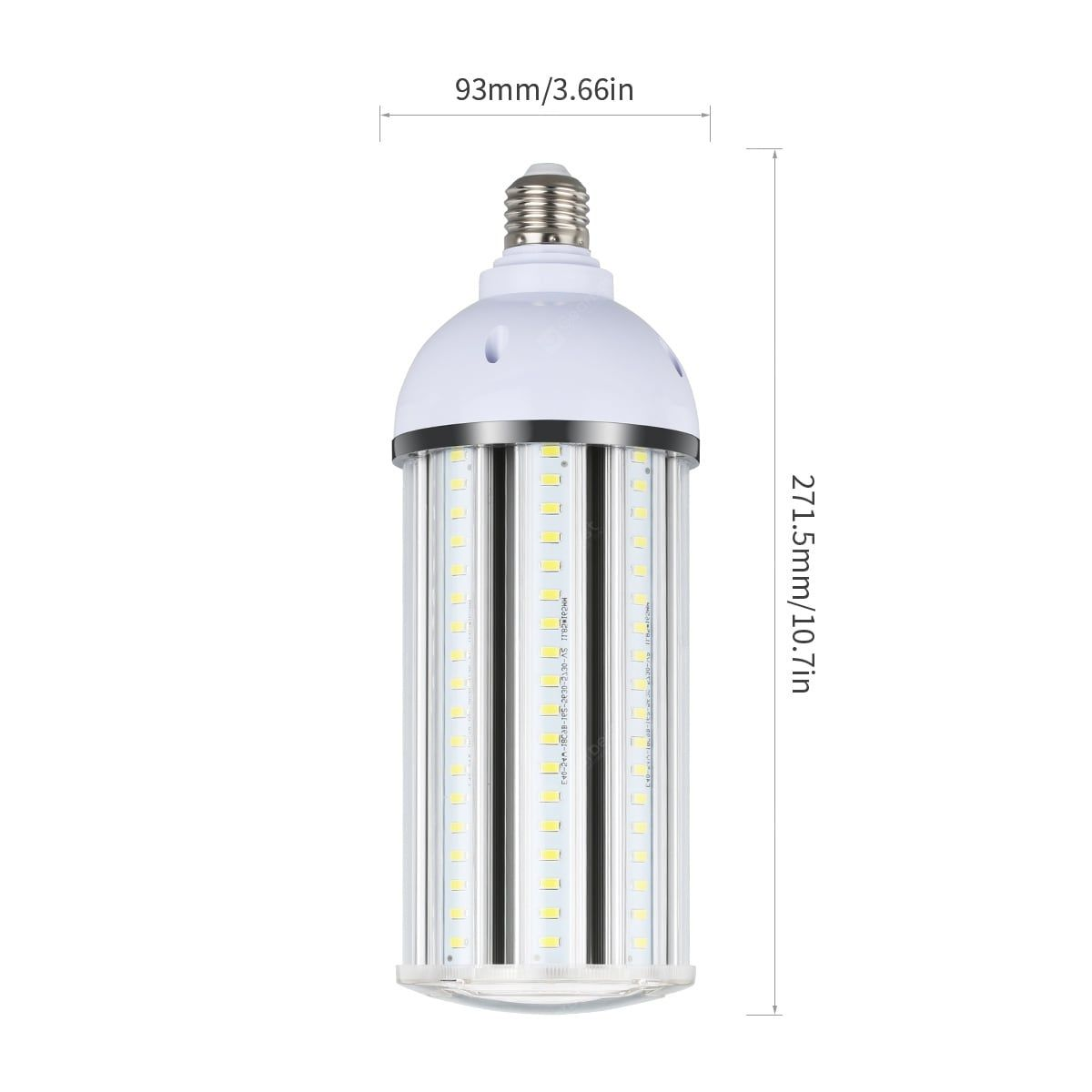 Lampwin 54w Led Corn Light Bulb Lm E27 Base K Cool