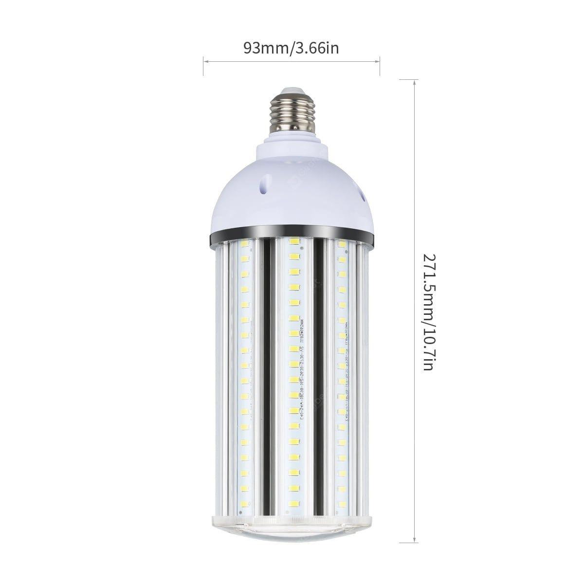 Lampwin 54w Led Corn Light Bulb Lm E27 Base K Cool