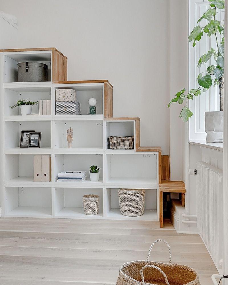 10 id es d co pour am nager le dessous d 39 un escalier. Black Bedroom Furniture Sets. Home Design Ideas