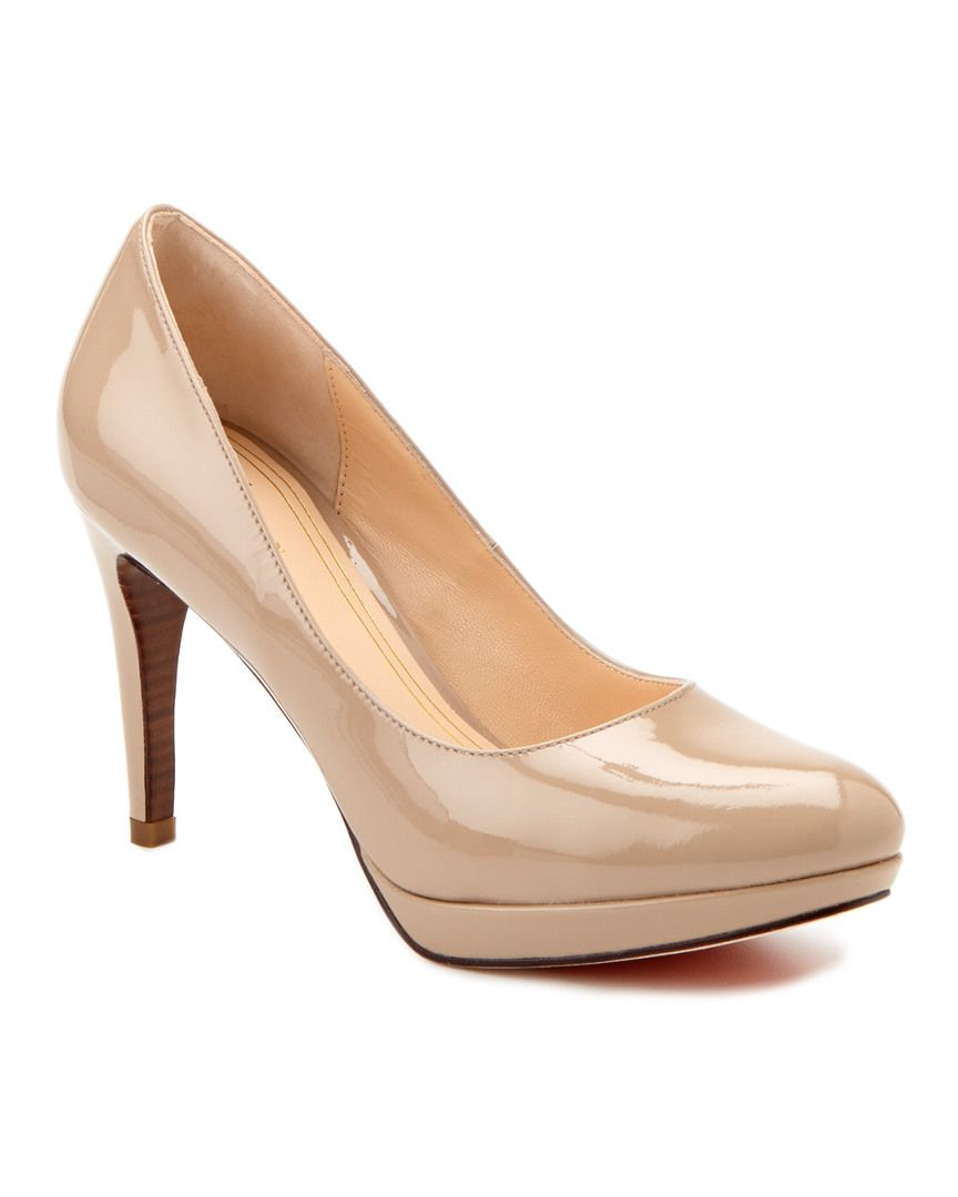 """Cole Haan """"Chelsea"""" Patent Pump is on Rue. Shop it now."""