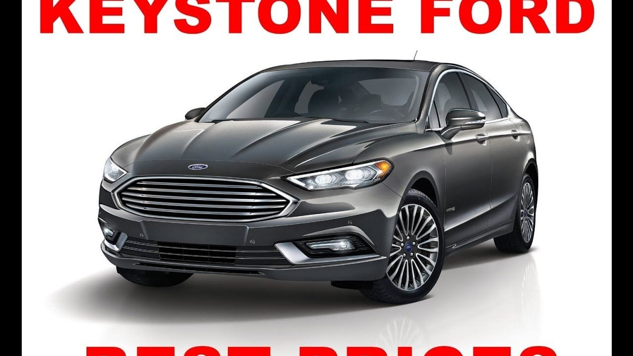 New Ford Fusion Available At Keystone Ford Save Thousands Ford