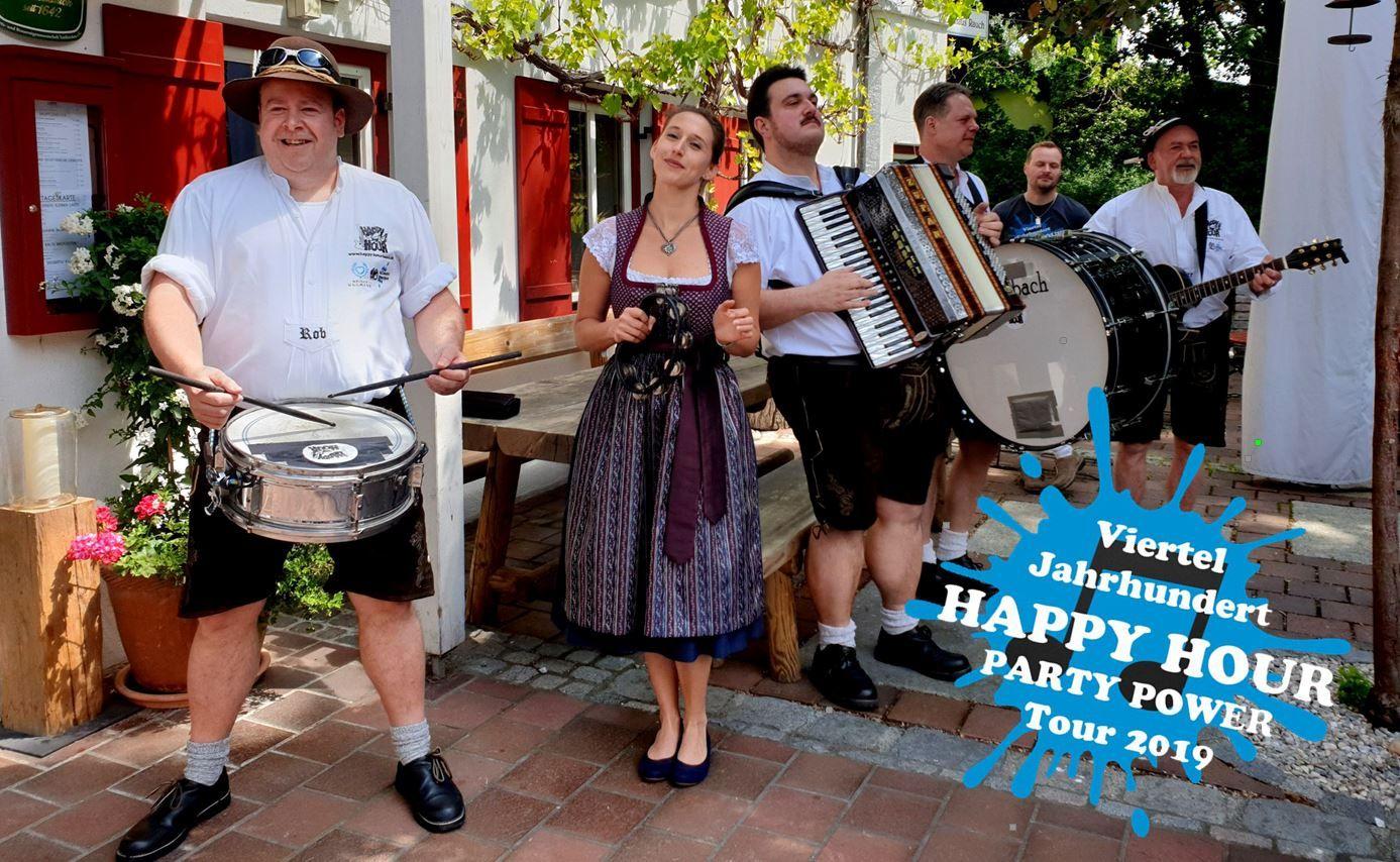 Hochzeitsband Bayern Happy Hour Hochzeitsband Bayern Happy Hour Band