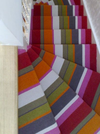 Pin By Anne Wehr On Basement Fix Up Striped Carpets