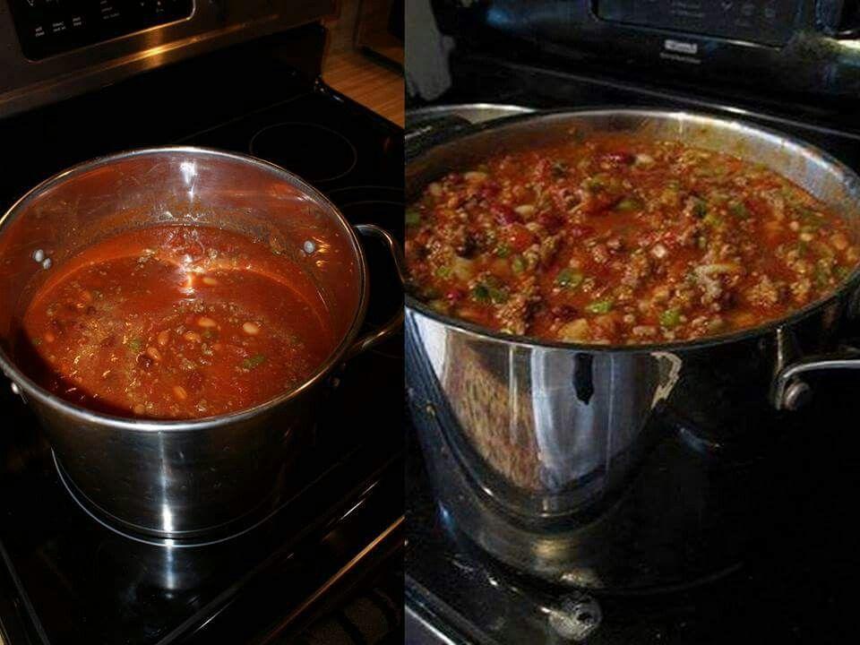 Wendy's Chili knockoff