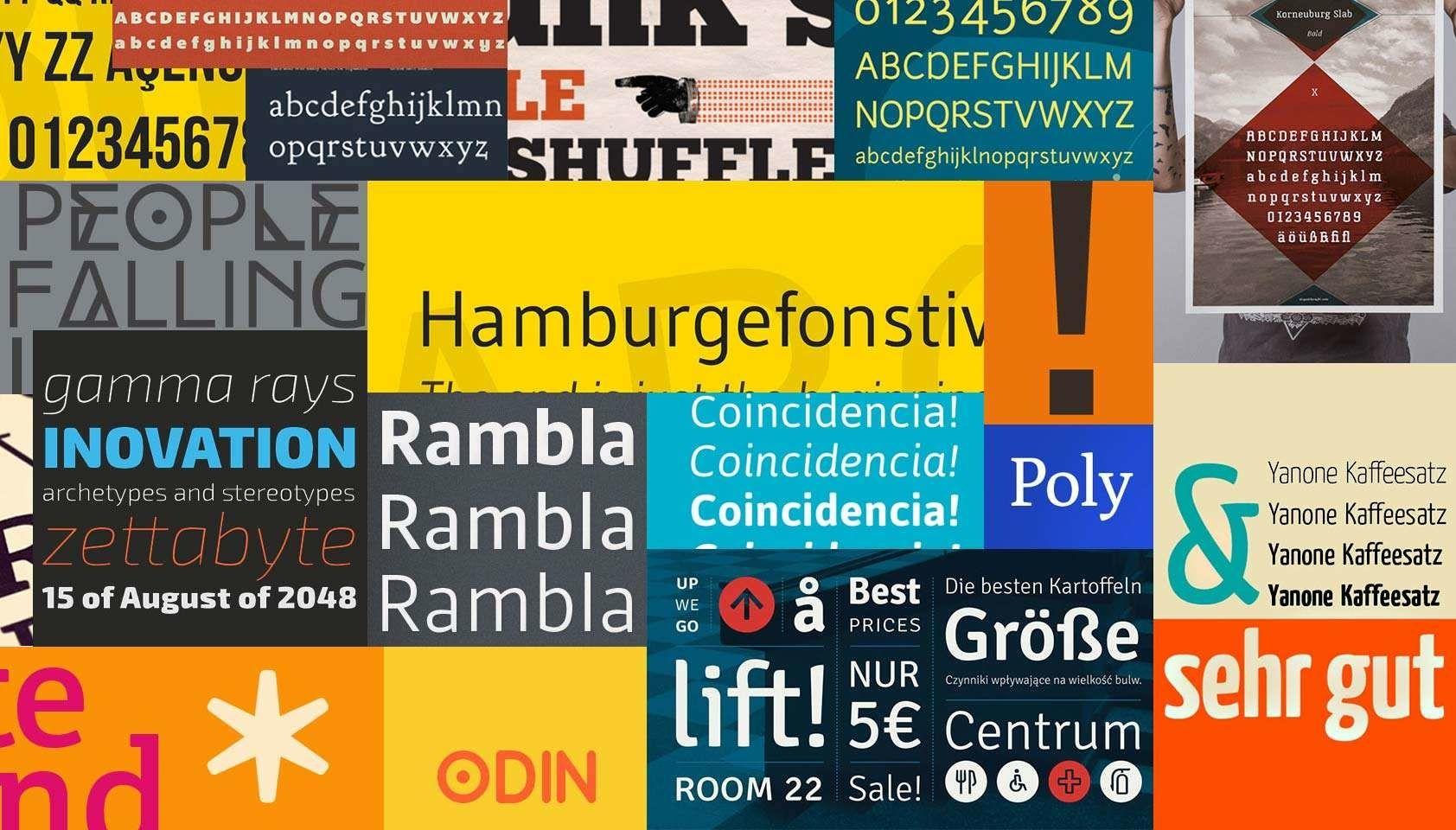 Typography Is Illustration