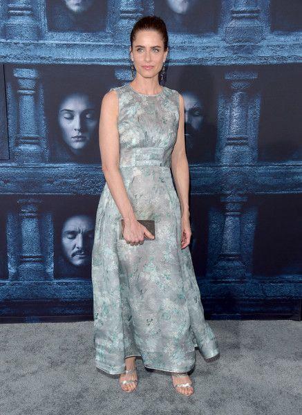 Amanda Peet in Premiere of HBO's 'Game of Thrones' Season ...