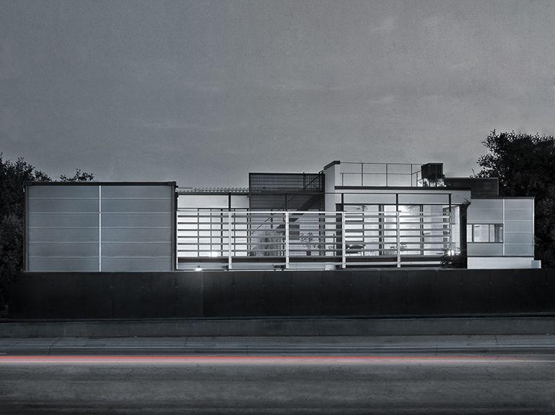 House of Sand | lee + mundwiler architects
